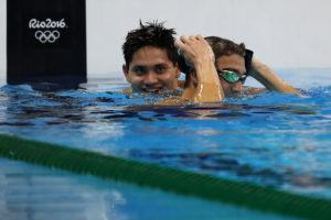 What Joseph Schooling Did on His Summer Vacation