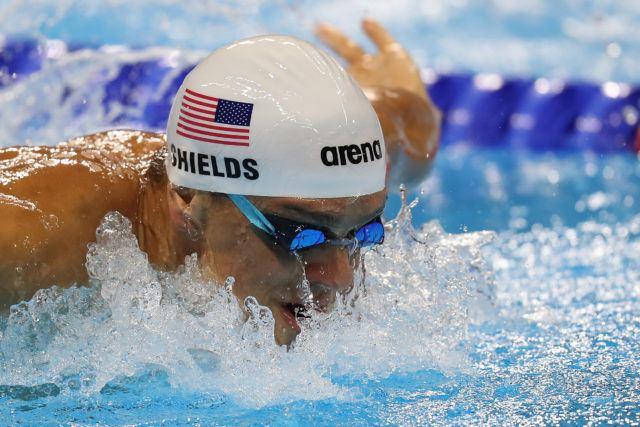 Tom Shields - 2016 Olympic Games in Rio -courtesy of simone castrovillari