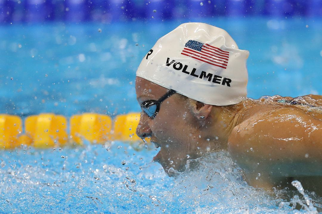 Vollmer Planning Baby #2, Unsure on Retirement after Rio