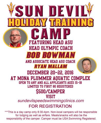 2016 Sun Devil Holiday Training Camp (Dec)