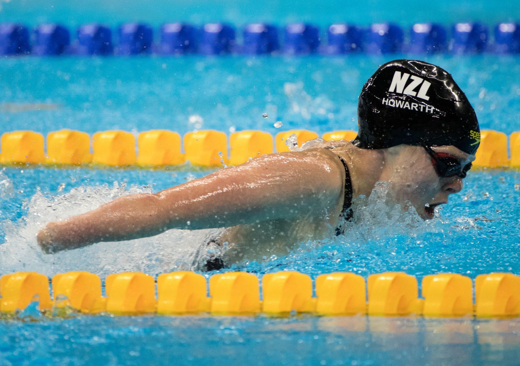 Paralympic Gold Medalist Nikita Howarth Retires at 20