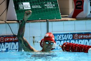 Olympic Champ Anthony Ervin to Lead Americans in 2016 Raia Rápida