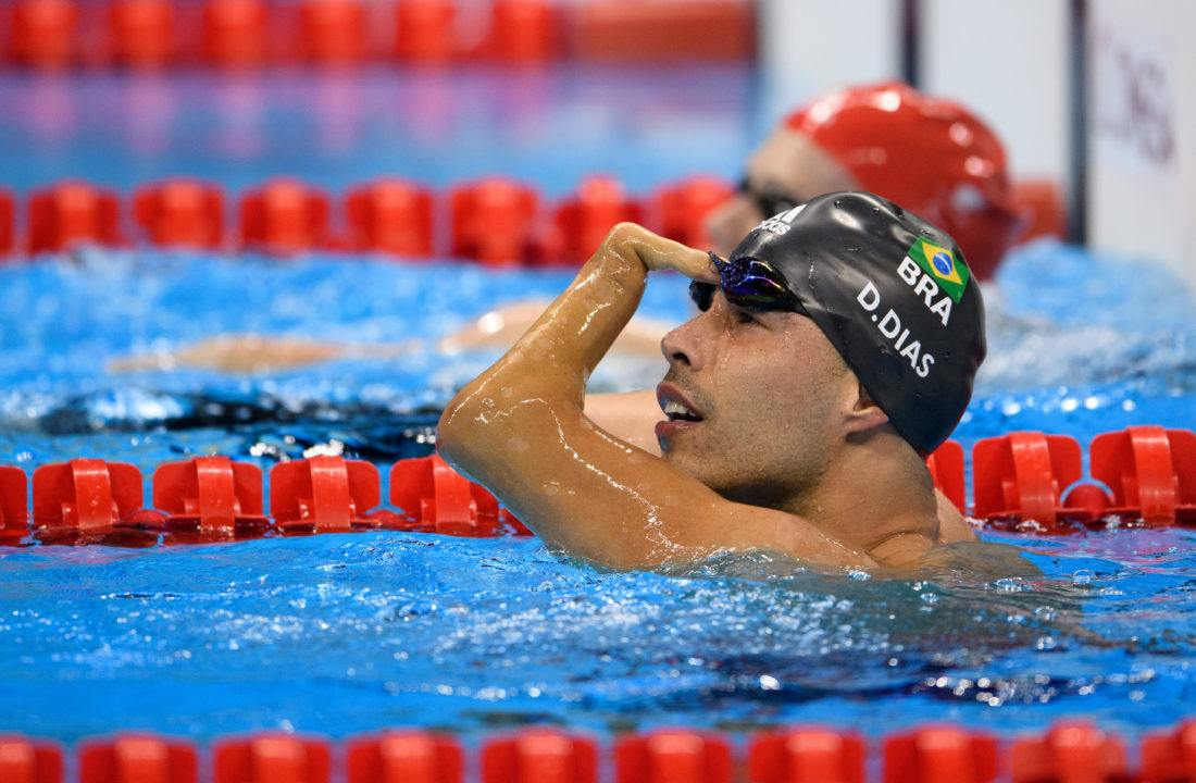 Blueseventy Swim of the Week: Dias Makes Paralympic History