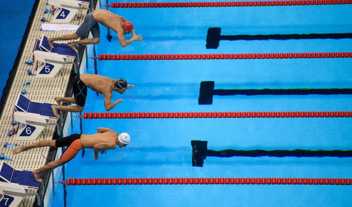 Dutch Swimming Announces Para Swim Open As Alternative To World Champs