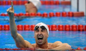 "Canadian Benoit Huot Wins ""Hollywood"" 20th Paralympic Medal"