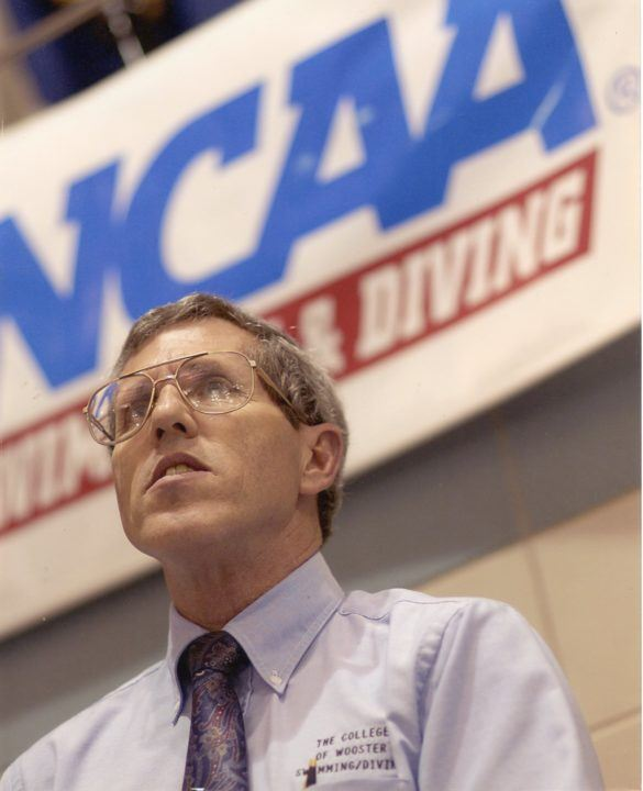 Wooster Diving Coach Inducted into Masters Hall of Fame