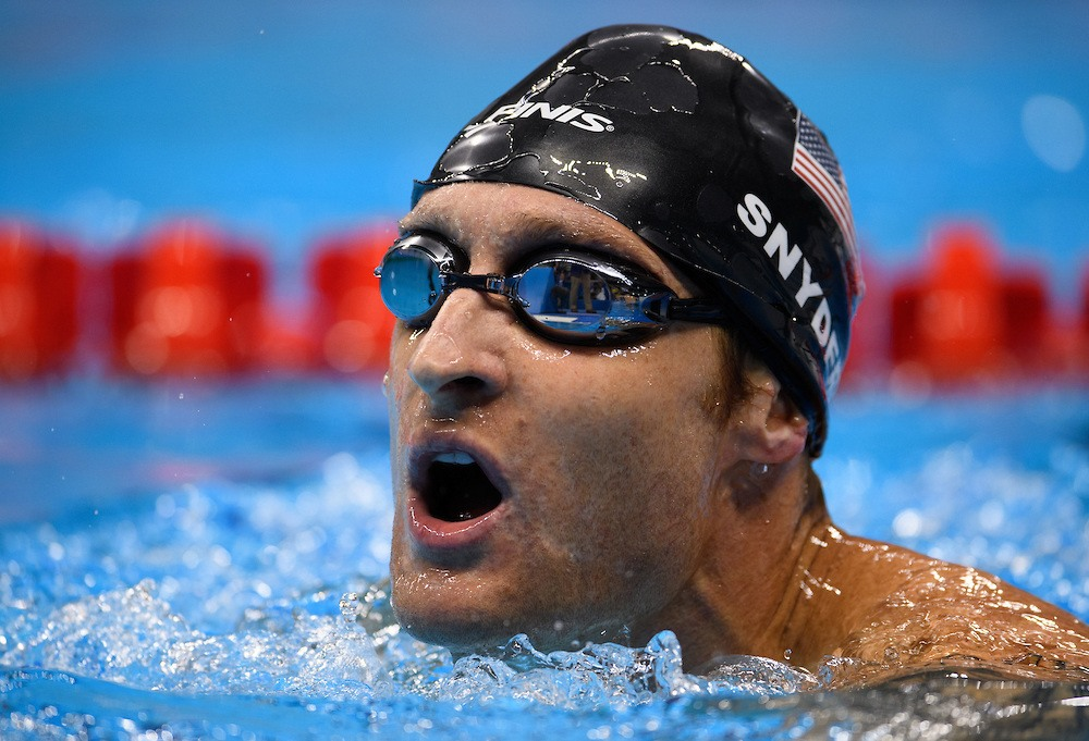 7-Time Para Swimming Medalist Brad Snyder Among New USOC Board Members