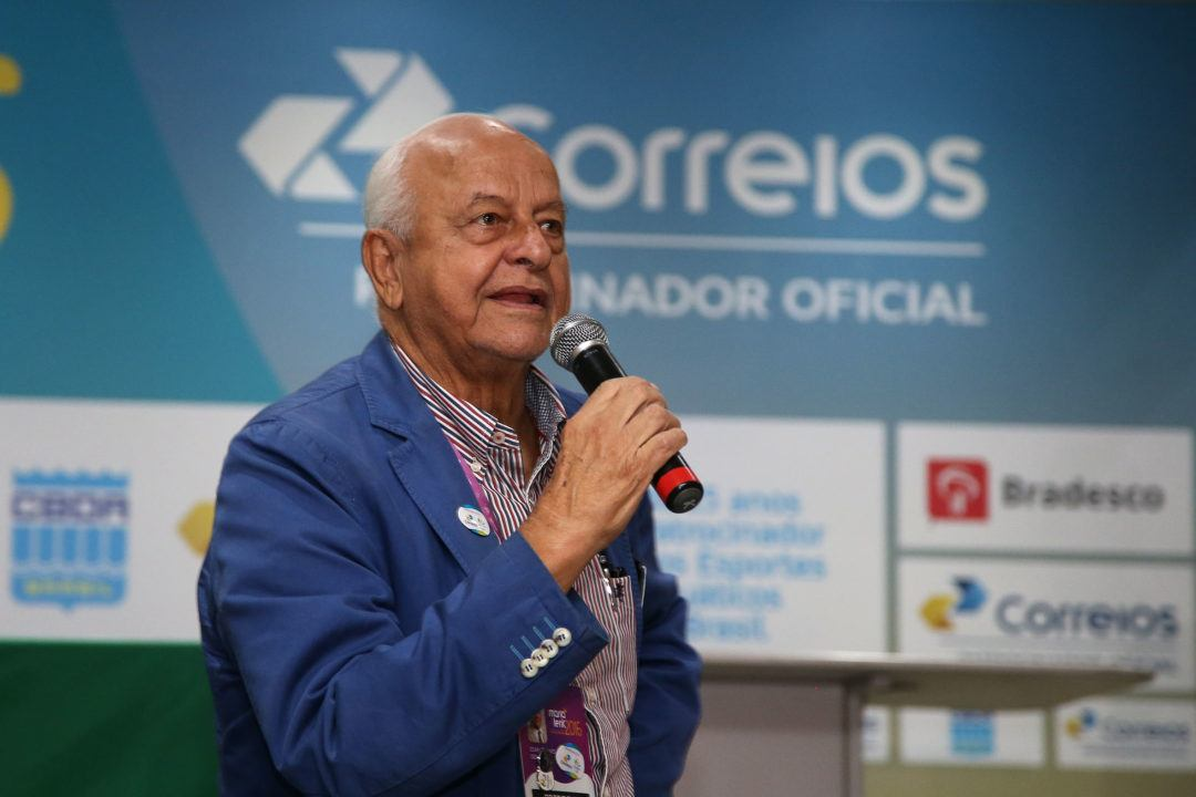 Brazilian Swimming Pres Removed From Post Along With 3 Others