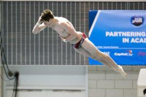 3 Meter Diving Championship Final