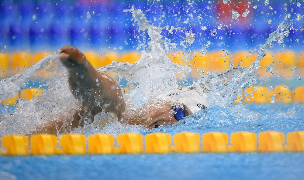 Daniel Dias Becomes Most Decorated Paralympic Male Swimmer in History