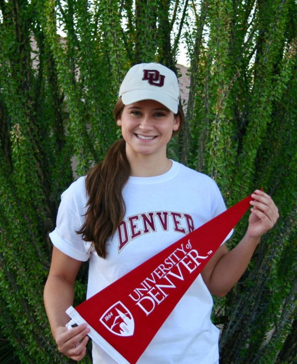 Scottsdale's Ally Yancy Gives Verbal Commitment to Denver