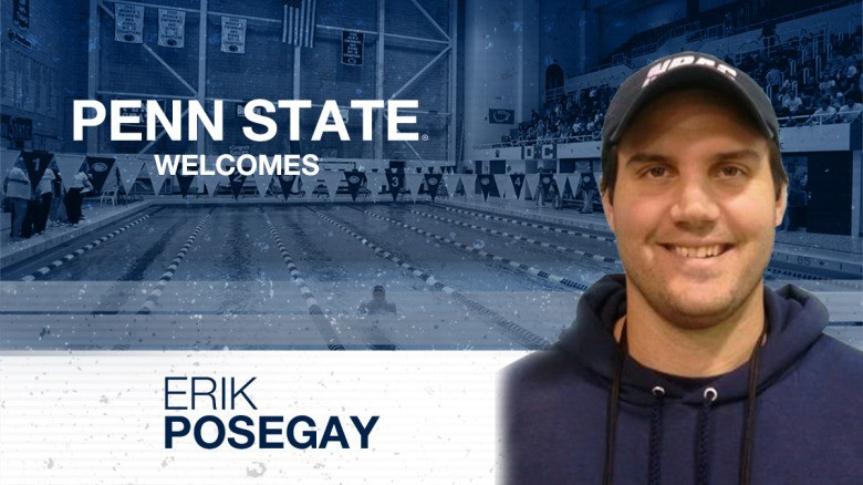 Penn State Hires Erik Posegay from NBAC as Assistant Coach