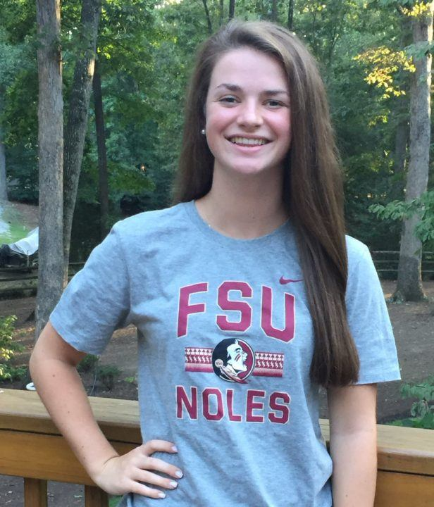 VA Record-Holder Hailey Ladd Looks South to Florida State for 2017-18