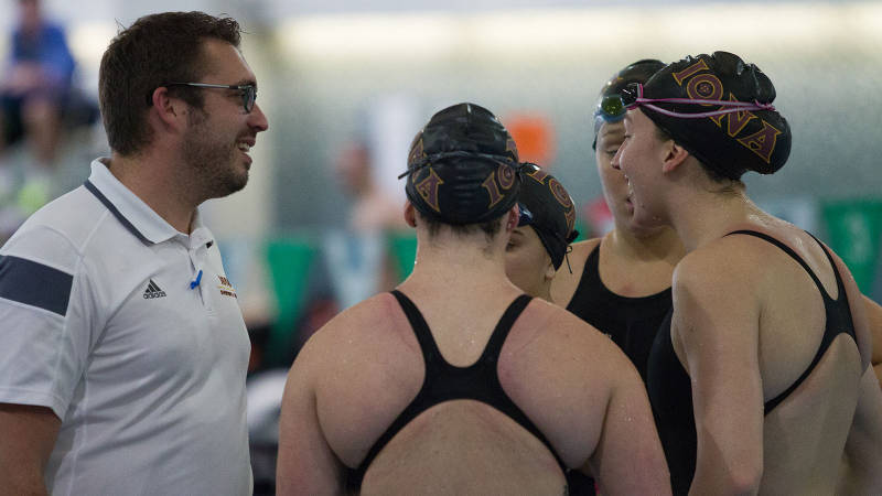 Anthony Bruno Named Associate Head Coach Of ICSD