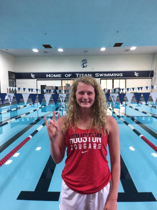 Iowa HS Record-holder Mykenzie Leehy Verbally Commits to Houston