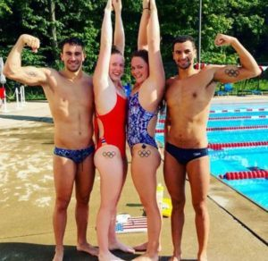 Instagram Gallery: Rio 2016 Swimmers Get Their #OlympicInk