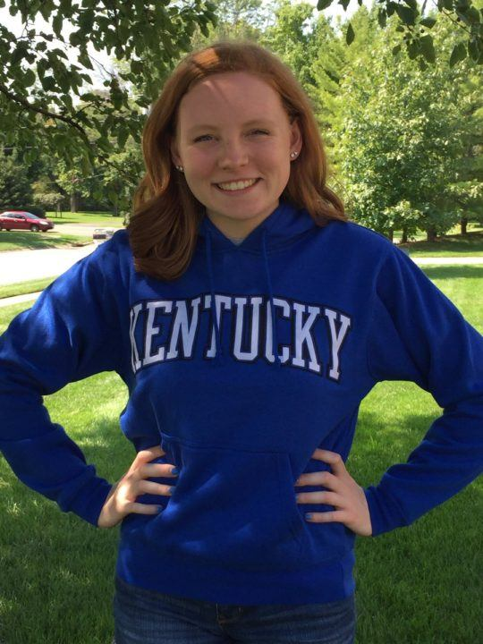 Ohio Sprinter Nora Fullenkamp Gives Verbal Nod to Kentucky