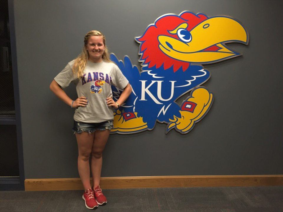 Lauryn Parrish Verbally Commits to Kansas
