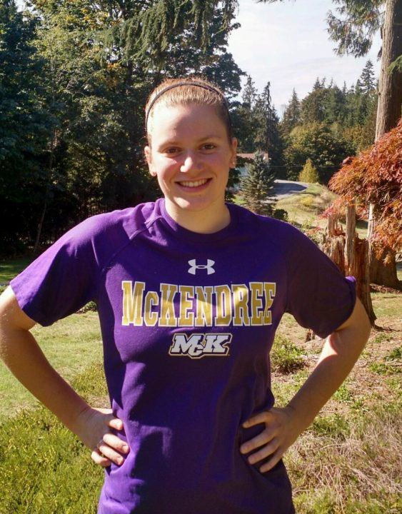Washington's Karlie Rimat Verbally Commits to McKendree