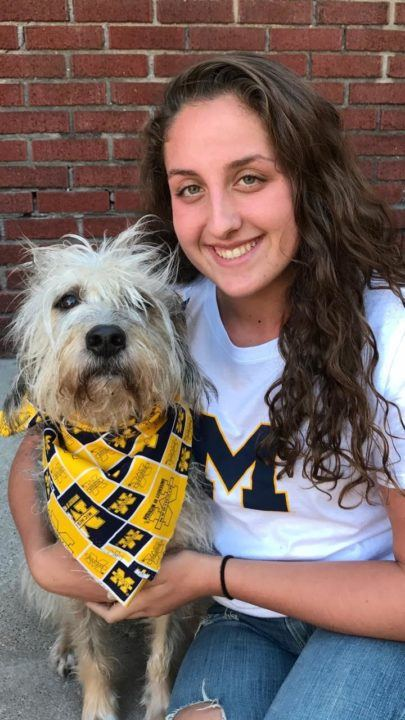 Michigan Breast/IM State Champ Alex Hughes Gives Verbal to Wolverines
