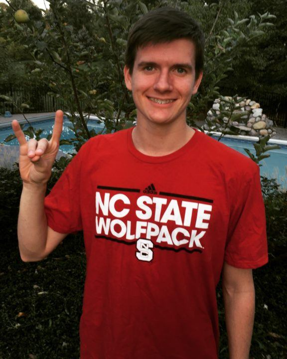 NC State Picks Up Verbal from Ohio Record-holder, Luke Sobolewski