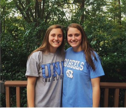 7x South Carolina HS Champs, Sydney and Maddie Baker, Commit to UNC