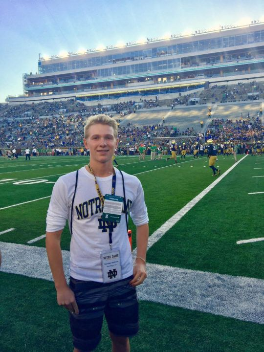 CIF-San Diego Section Champion Verbally Commits to Notre Dame