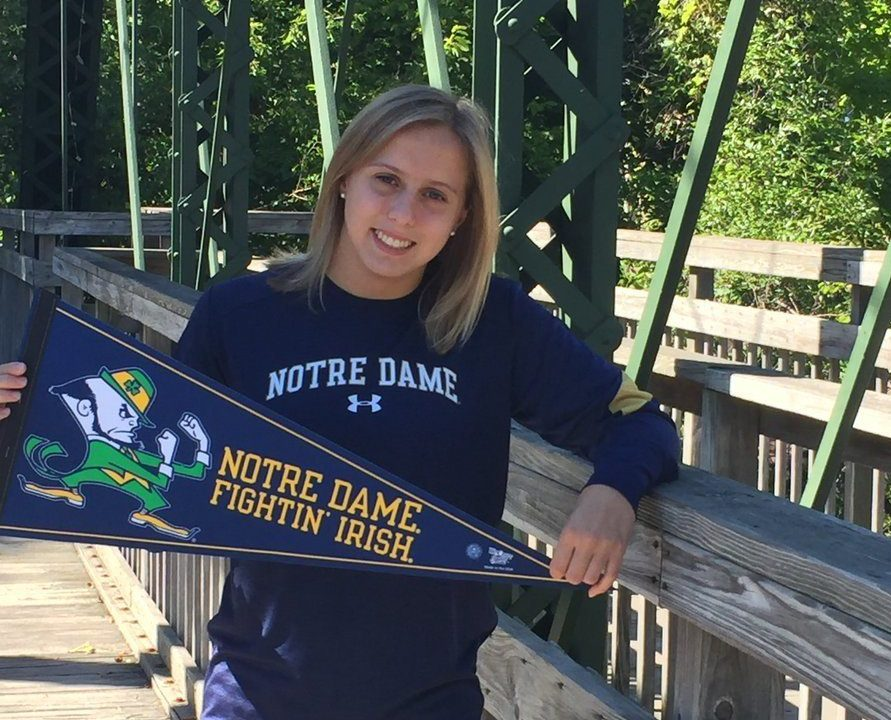 Wisconsin Sprinter Skylar Fore Gives Verbal Commitment to Notre Dame