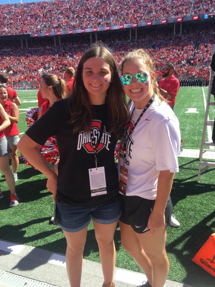 Free/Fly Specialist Nicole Fye Commits to Swim for Ohio State