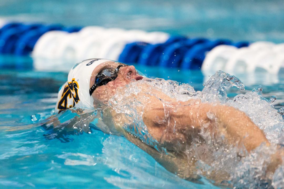 College Swimming Previews: #10 Auburn Hunts Postseason Consistency