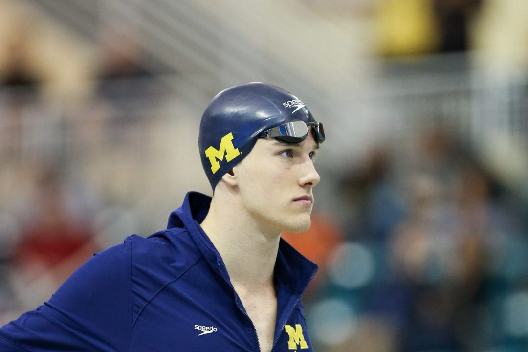 Michigan Men & Women Finish Off Regular Season With Sweep of MSU