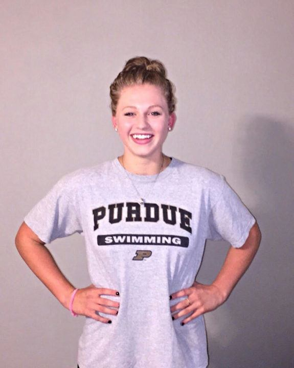 Zionsville's DeCoursey to Remain In State with Purdue Verbal Commit