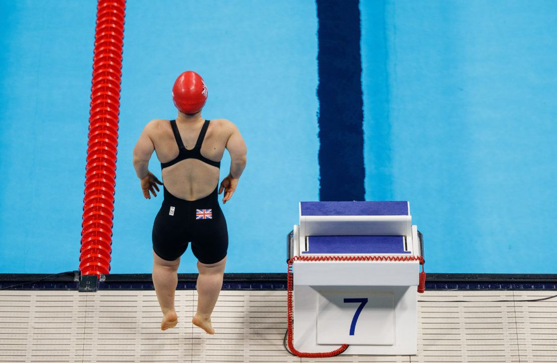 Great Britain Names 24 to 2019 World Para Swimming Championships Rosters