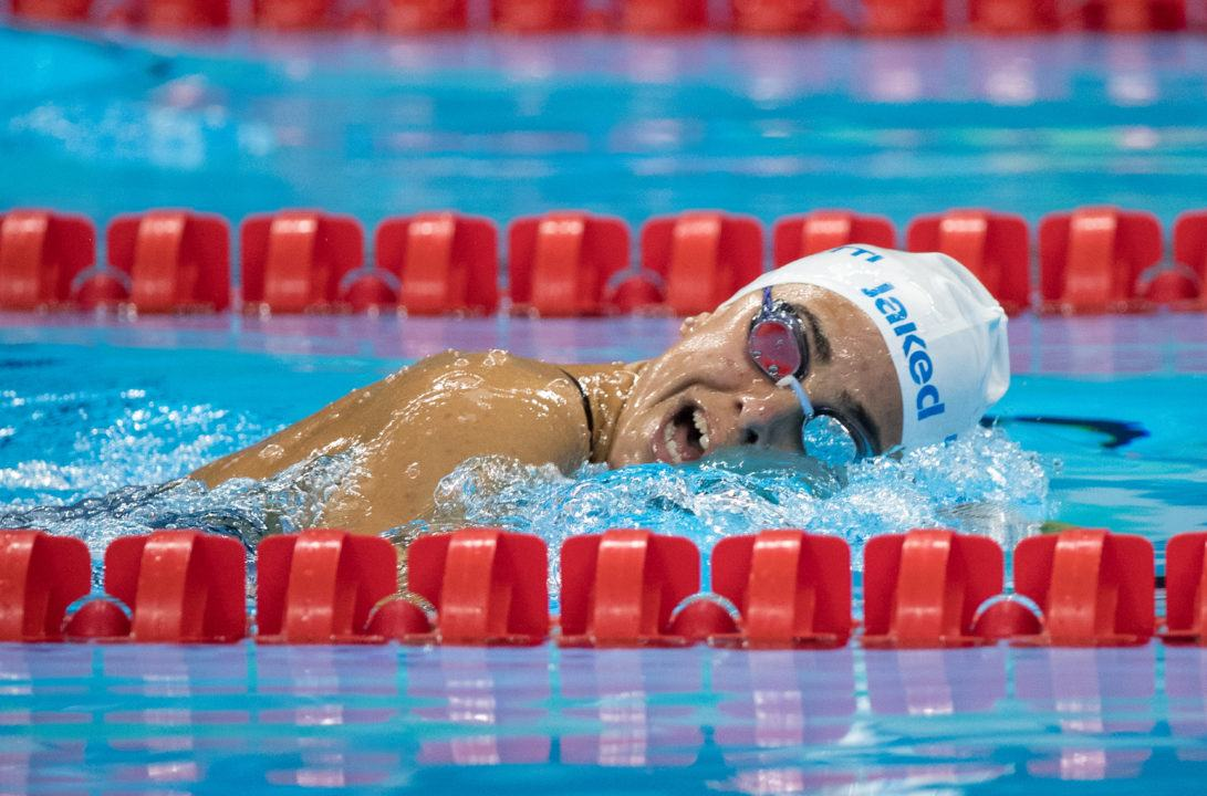 Nuoto Paralimpico: 7 Record Del Mondo Ai Campionati Italiani In Corta