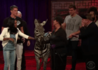 Conor Dwyer, Nathan Adrian, Gabby Douglas Late Late Show