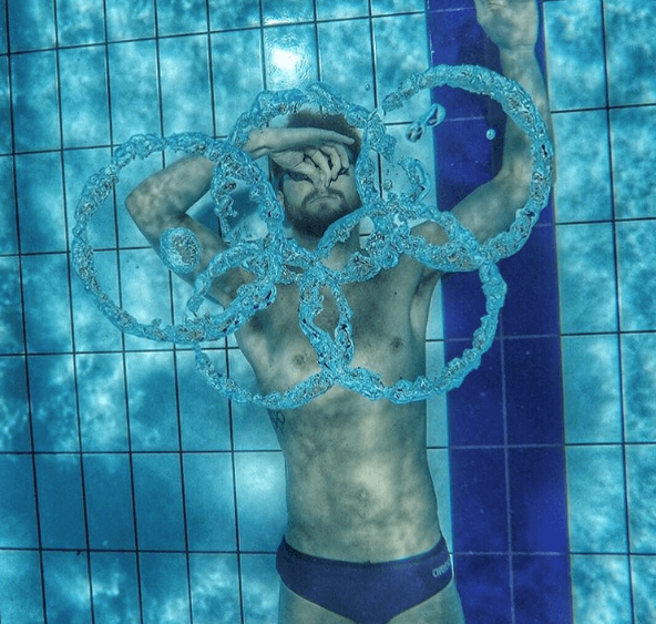 SwimSwam's #BubbleRingOlympics Light Up Instagram (Gallery)