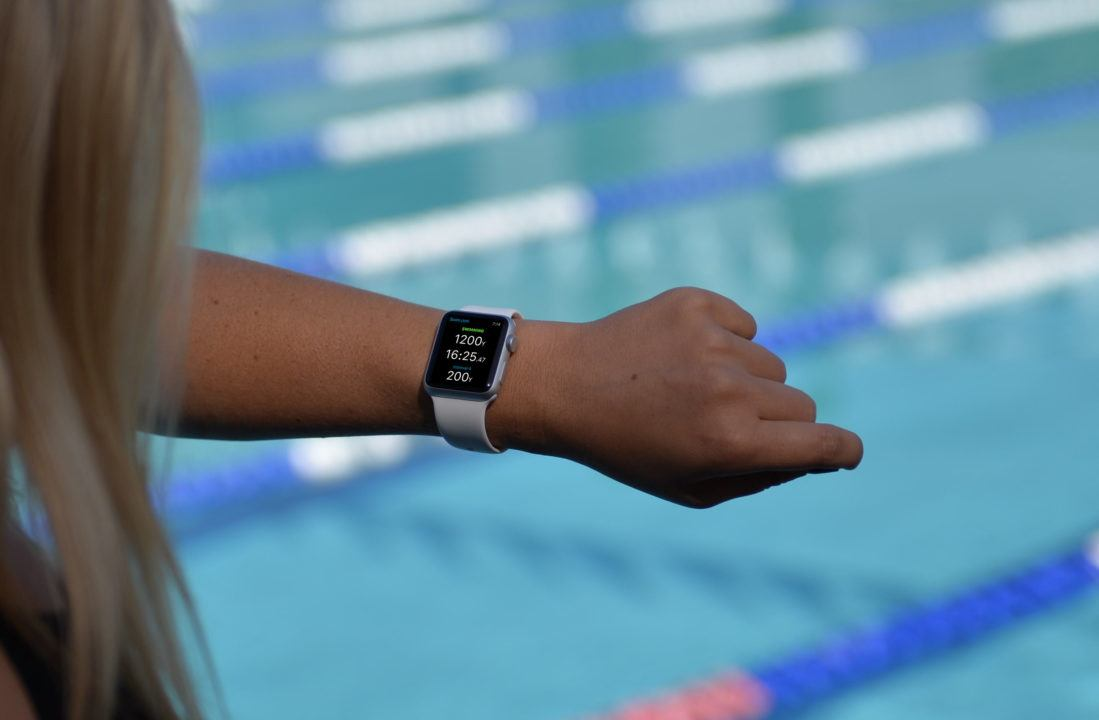 Swim.com App Turns Apple Watch Series 2 Into Advanced Swim Tracker