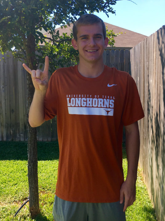 With Verbal from Chris Yeager, Texas Keeps #10 Recruit In-State