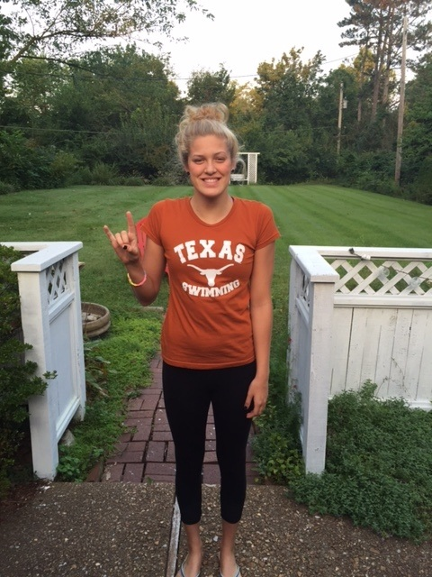 Evie Pfeifer Makes Verbal Commitment to Texas