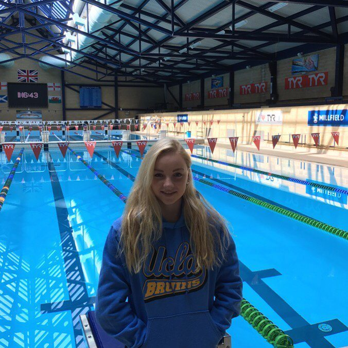 Euro Junior Bronze Medalist Emma Cain Verbally Commits to UCLA