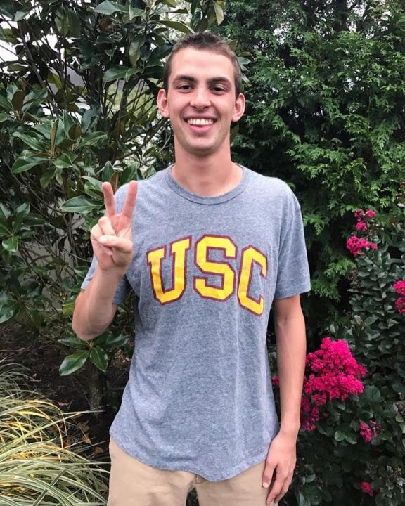 #8 Jake Sannem Announces Verbal Commitment to USC