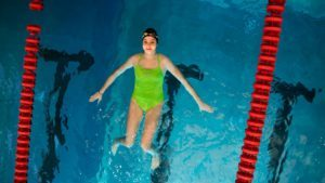 Two Swimmers Named to Refugee Olympic Team