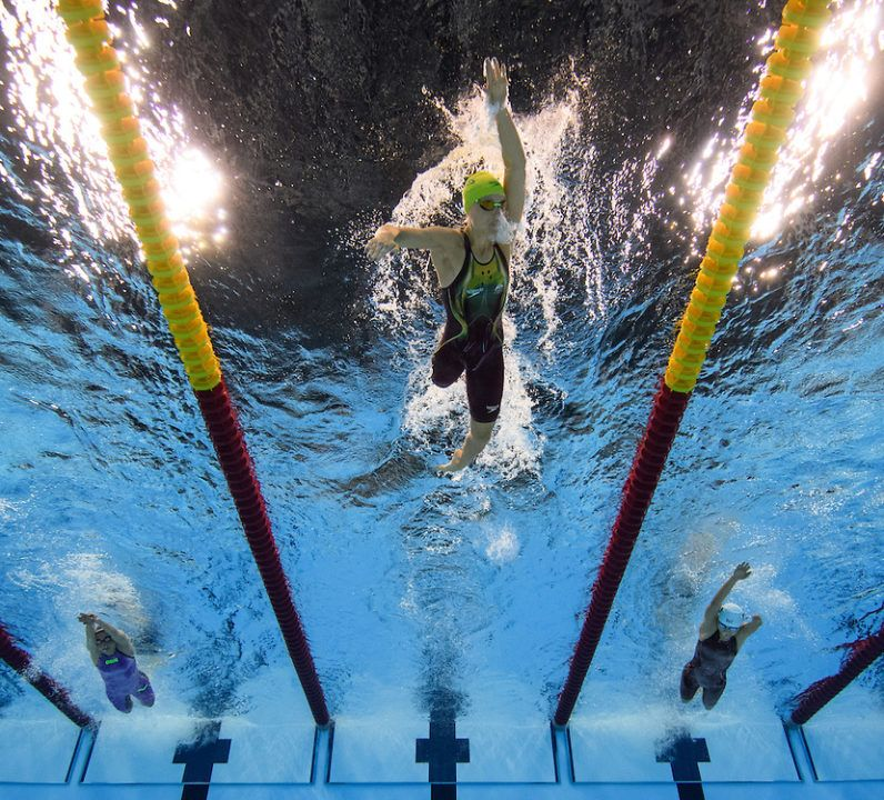 Photo Vault: 2016 Paralympics, Thursday and Friday Swimming