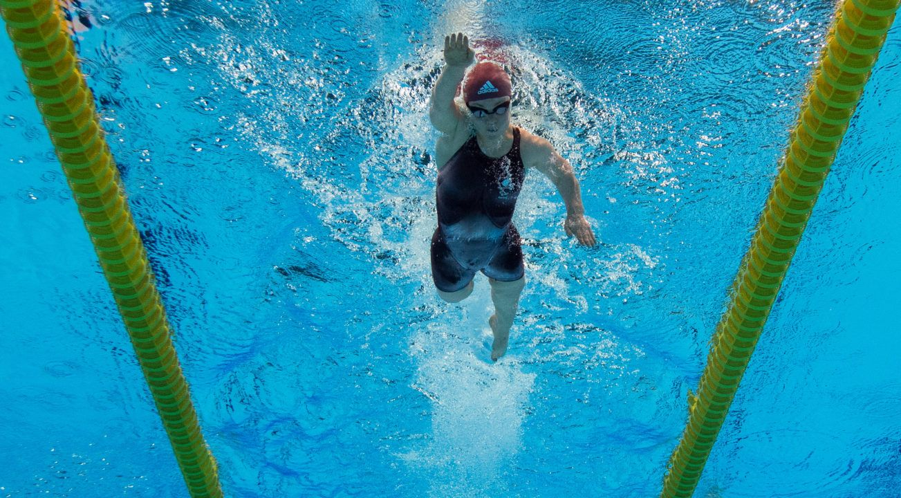 British Swimmers Adlington and Simmonds Nominated for Best Woman's Sport Moment