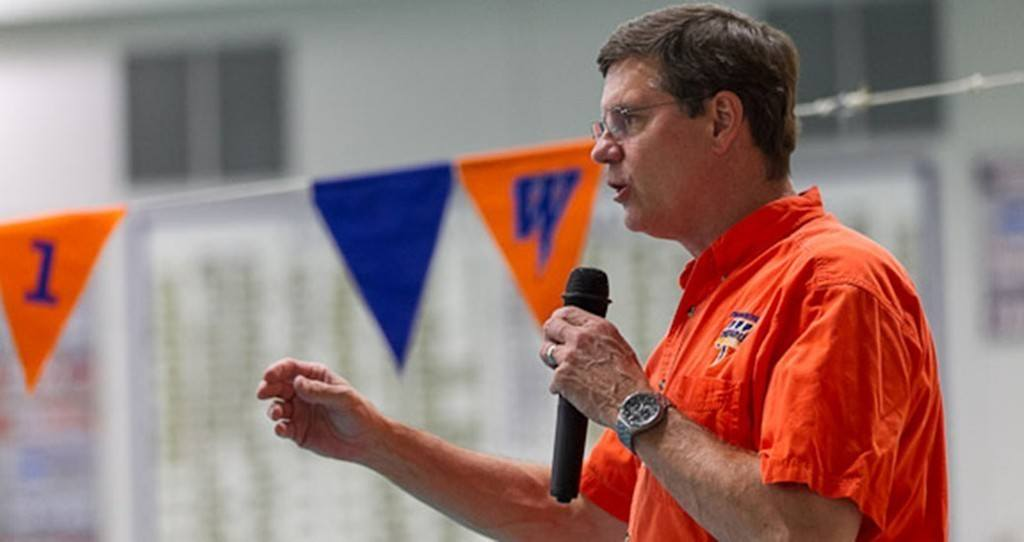 Jon Lederhouse Announces This is His Last Season at Wheaton College