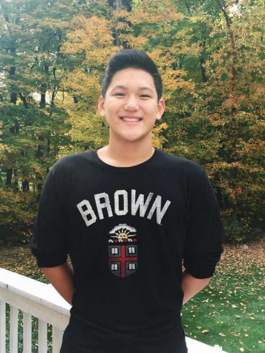 Versatile Kevin Gu from Condors Swim Club Verbally Commits to Brown