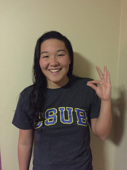 CSUB Secures Verbal Commitment from California Freestyler Bridgette Allison