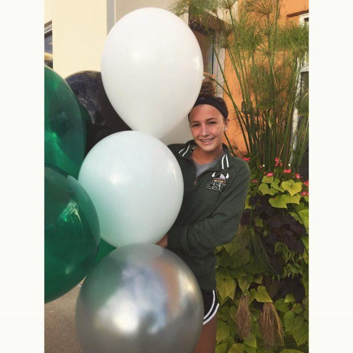Cleveland State Reels in Breast/Sprint Free Specialist Gracyn McQueary
