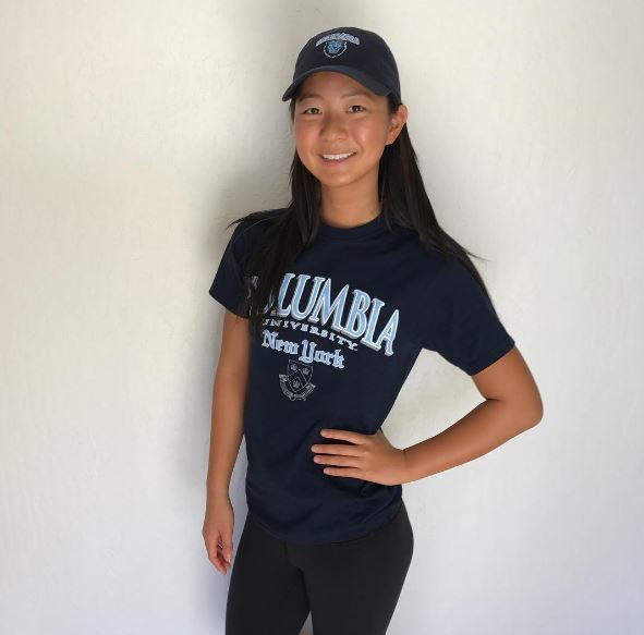 PASA Breaststroker Stefanie Ting Verbally Commits to Columbia