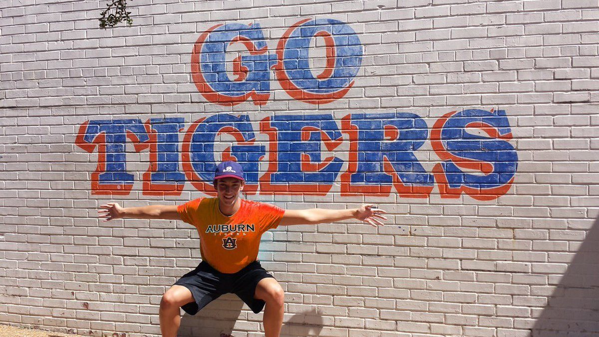 Virginia 6A 100 Breast Champion Spencer Rowe Chooses Auburn
